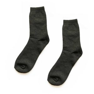 Dotted Diamond Traditional Patterned Socks