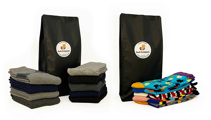 Sock Company - Sock Bags